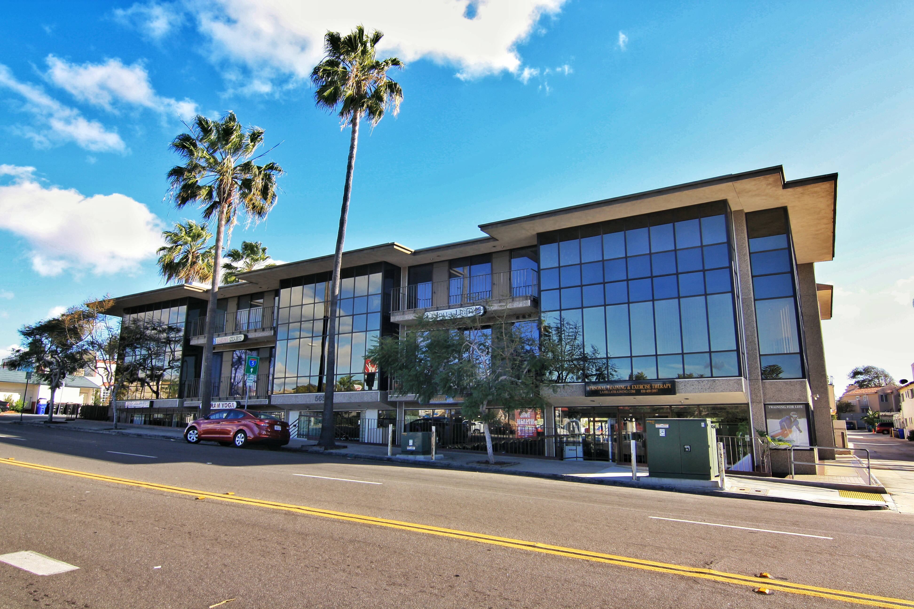 Retail Space For Lease In Pacific Beach Ca